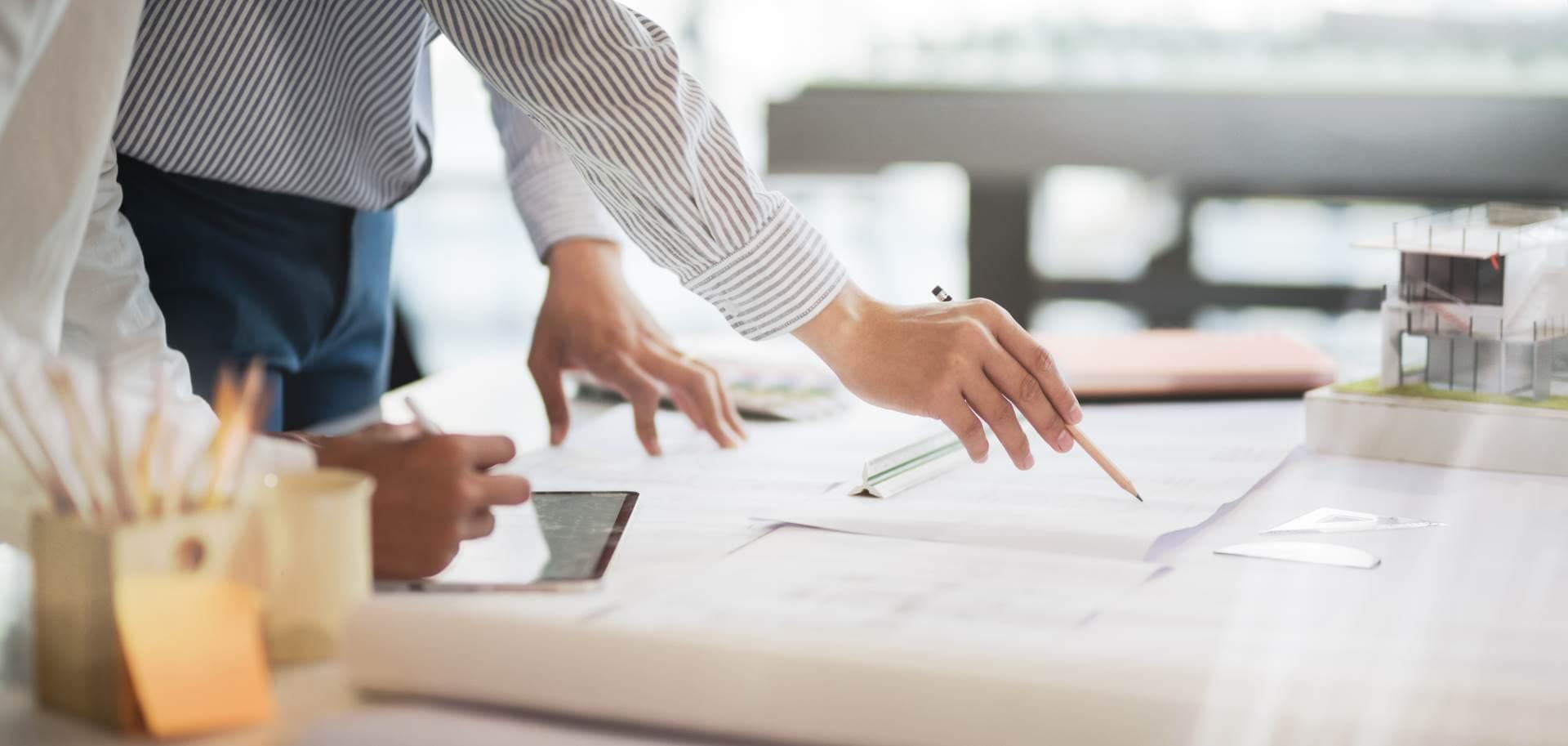 разработка модели бизнес процессов